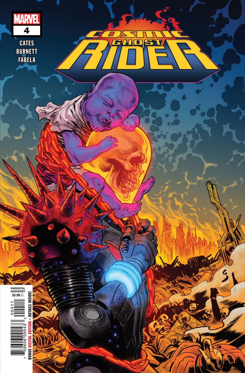 Cosmic Ghost Rider Vol 1 4