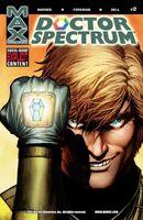 Doctor Spectrum Vol 1 2