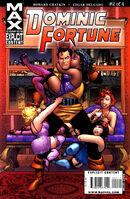 Dominic Fortune Vol 1 2