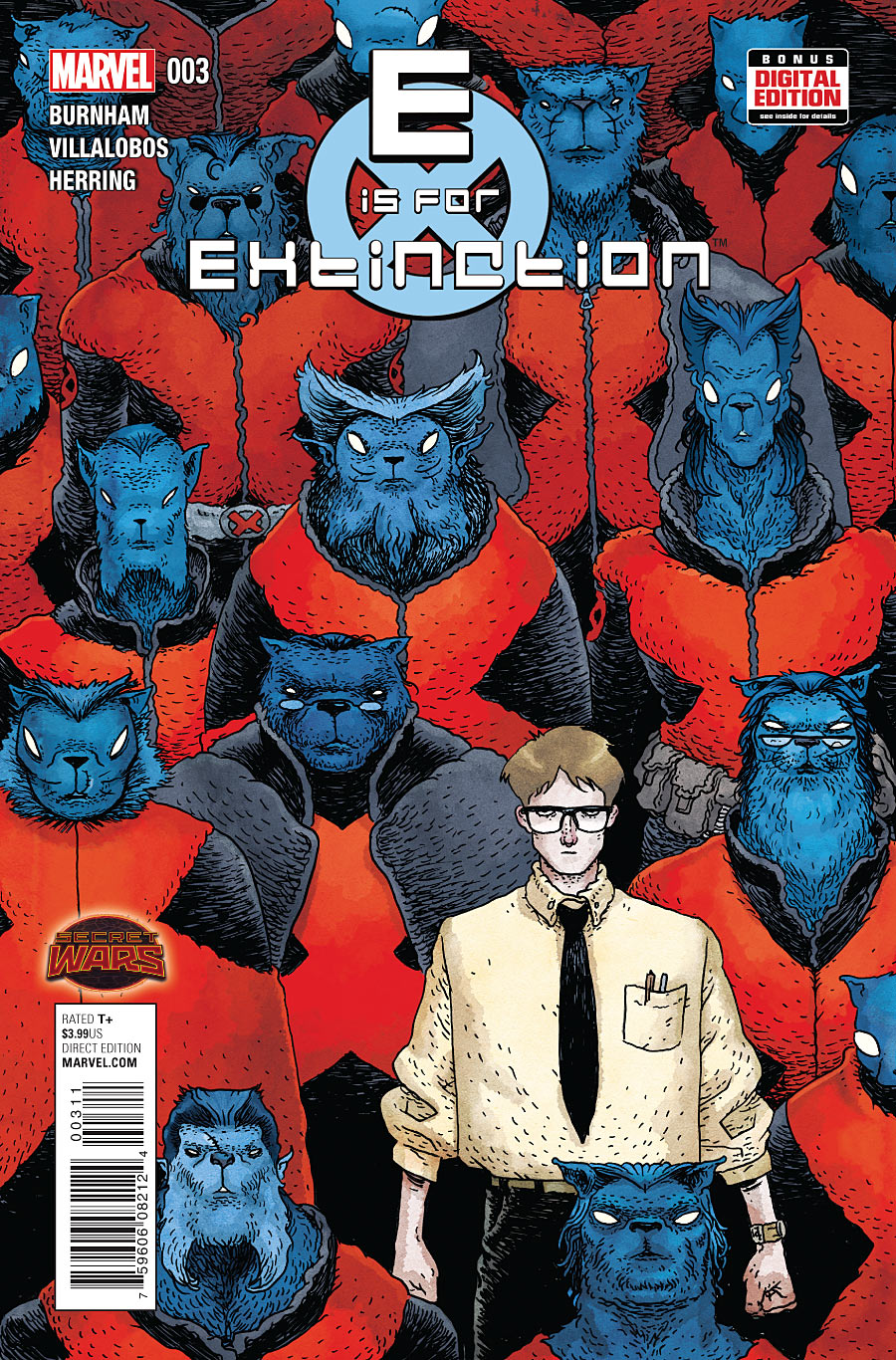 E Is For Extinction Vol 1 3