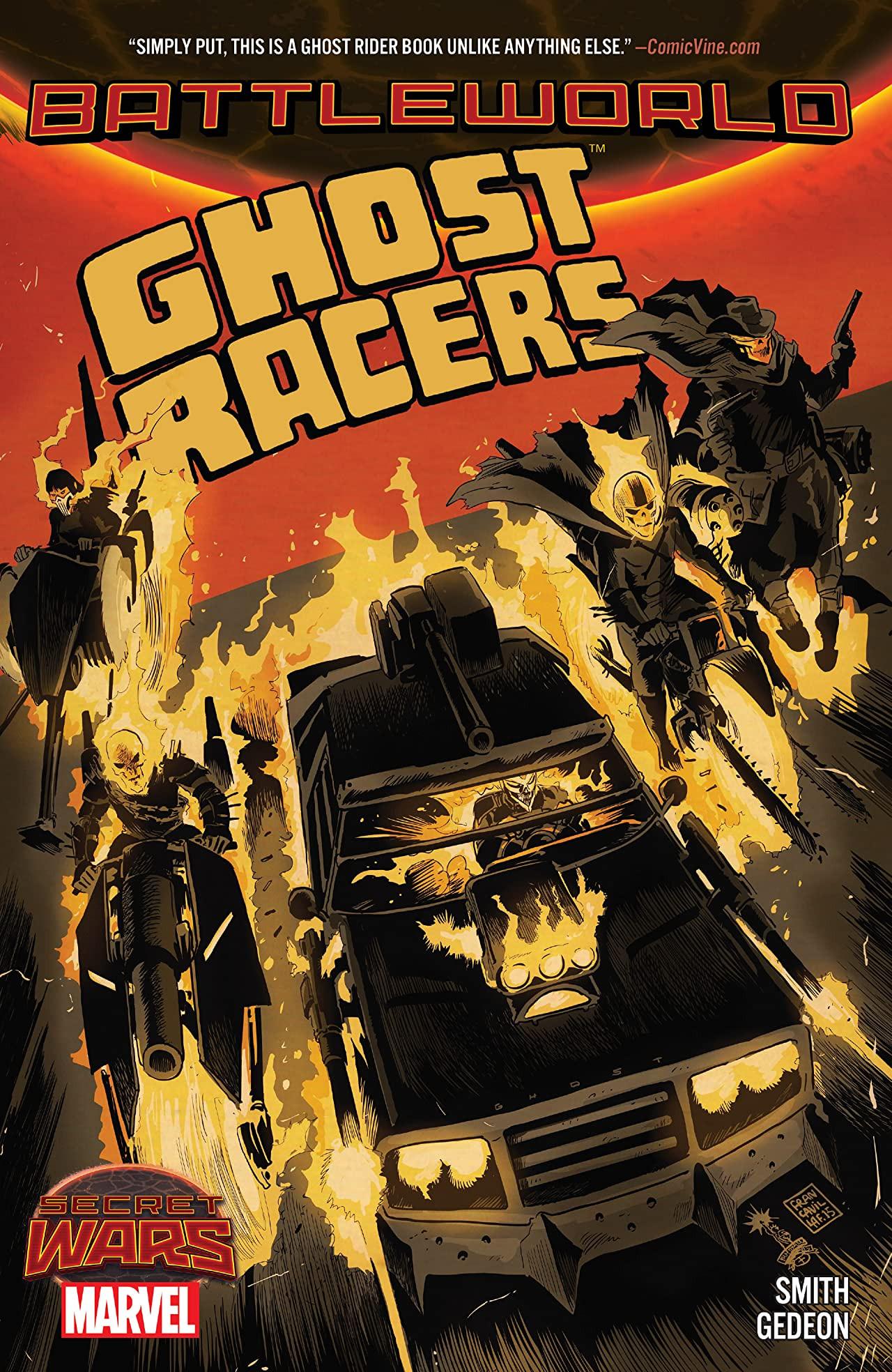 Ghost Racers TPB Vol 1 1