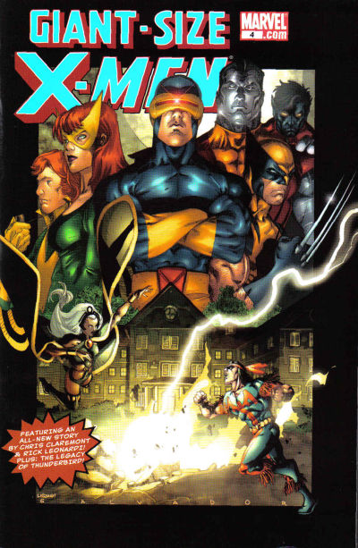 Giant-Size X-Men Vol 1 4