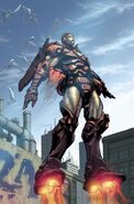 Iron Man Vol 3 89 Textless
