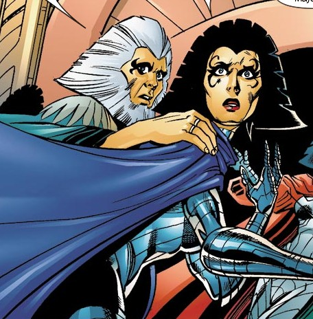 Lilandra Neramani (Earth-982)