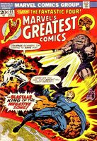 Marvel's Greatest Comics Vol 1 45