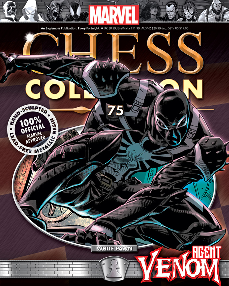 Marvel Chess Collection Vol 1 75