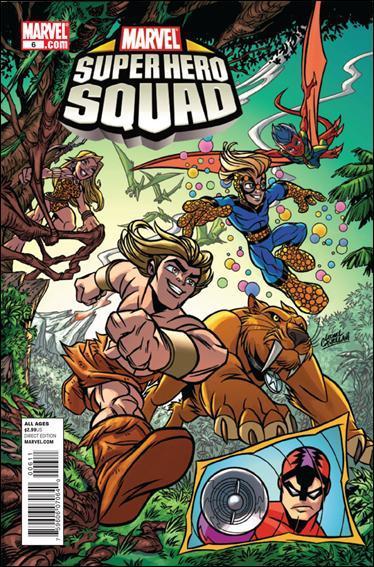 Marvel Super Hero Squad Vol 2 6