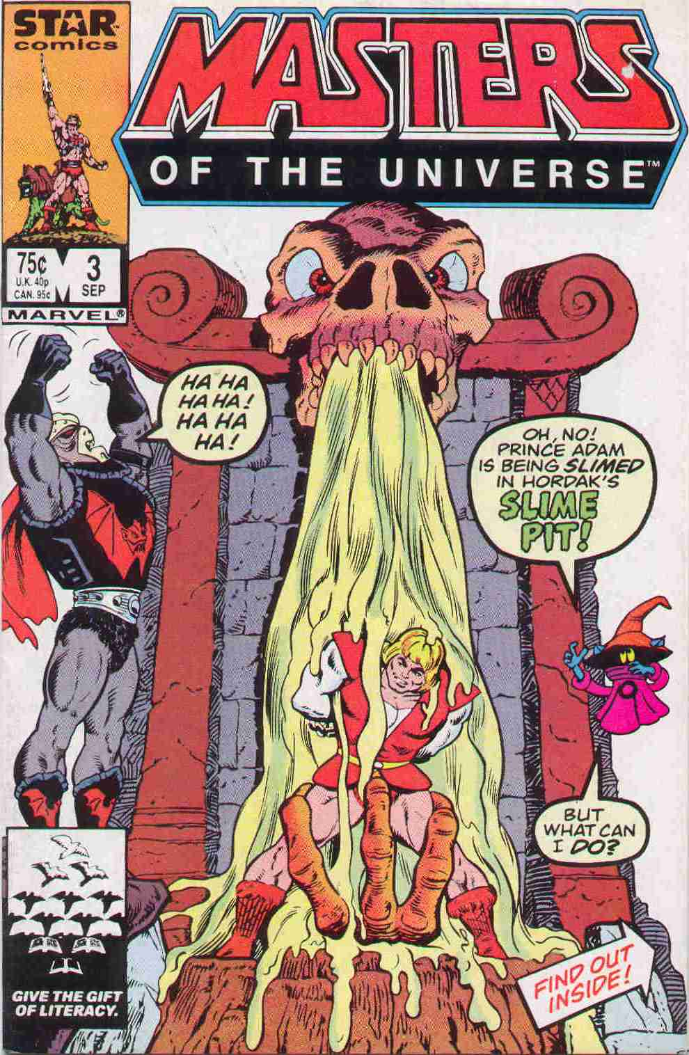 Masters of the Universe Vol 1 3