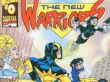 New Warriors Vol 2 0