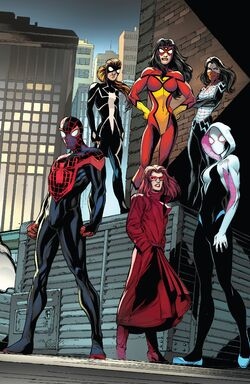 Order of the Web (Earth-616) from Amazing Spider-Man Vol 5 48 001.jpg