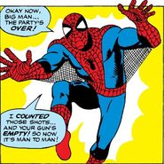 Peter Parker (Earth-616) from Amazing Spider-Man Vol 1 10 0001