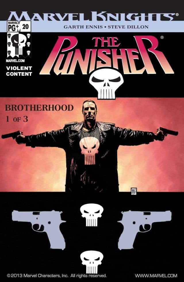 Punisher Vol 6 20