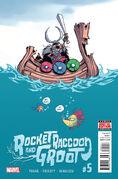 Rocket Raccoon and Groot Vol 1 5