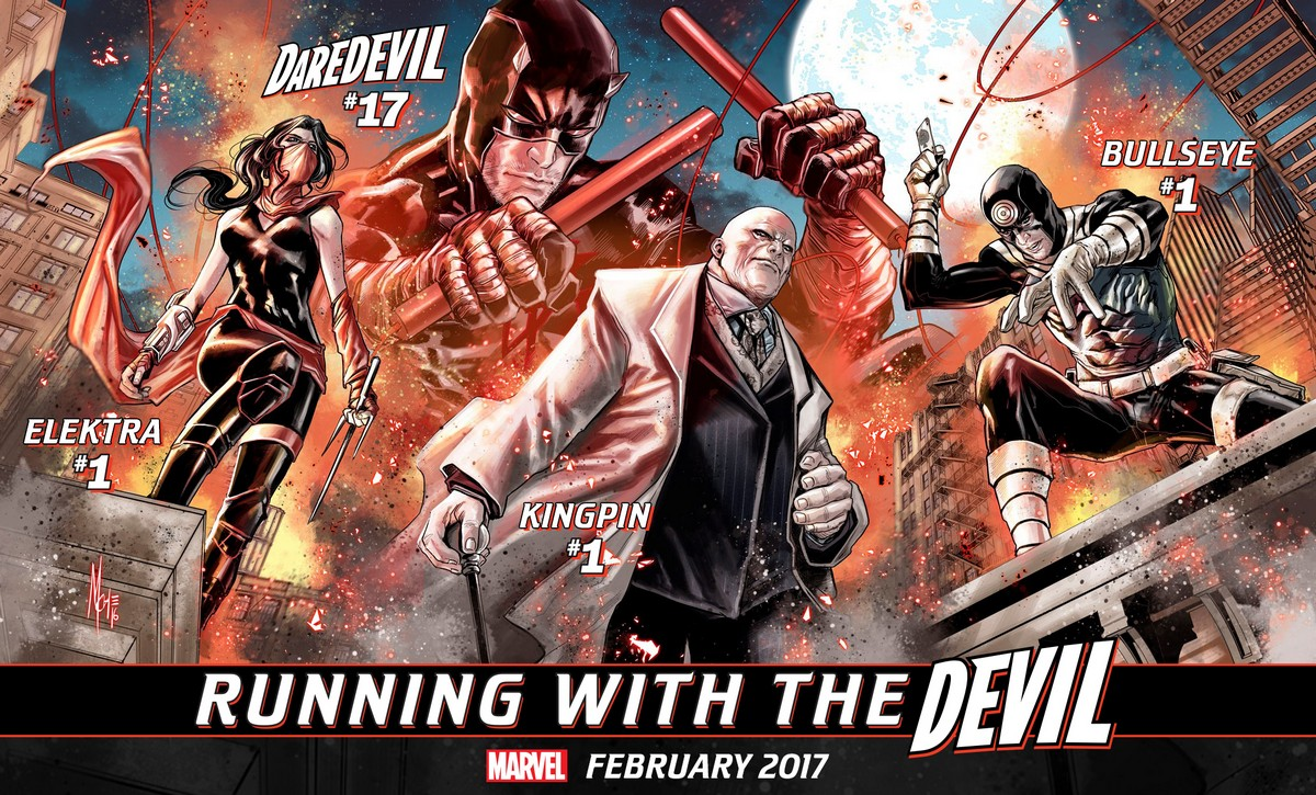 Running with the Devil/Gallery