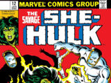 Savage She-Hulk Vol 1 12