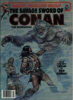 Savage Sword of Conan Vol 1 78