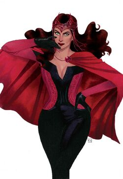 Scarlet Witch Vol 2 1 Wada Variant Textless.jpg