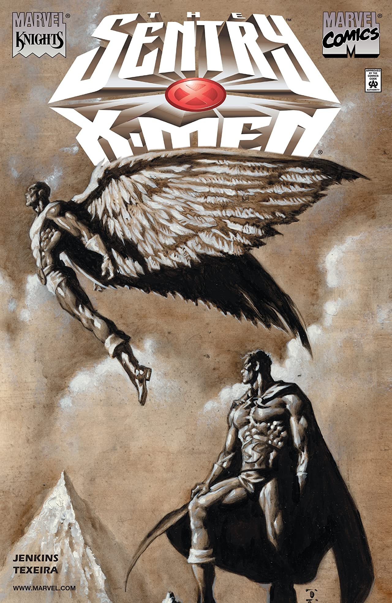 Sentry: X-Men Vol 1 1