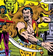 Sergei Kravinoff (Earth-616) from Amazing Spider-Man Vol 1 209 001