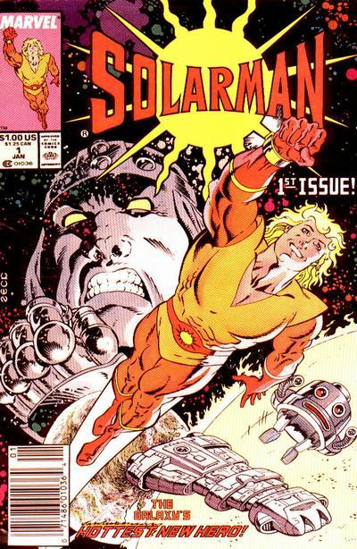 Solarman Vol 1