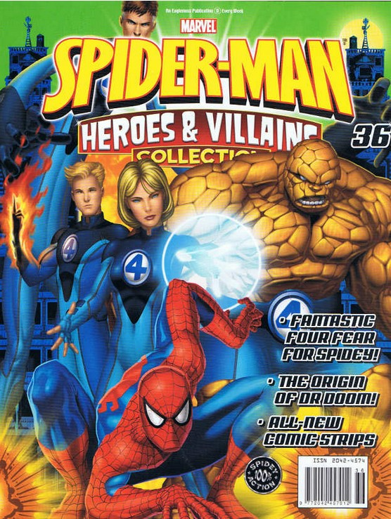 Spider-Man: Heroes & Villains Collection Vol 1 36