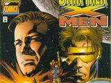 Star Trek / X-Men Vol 1 1