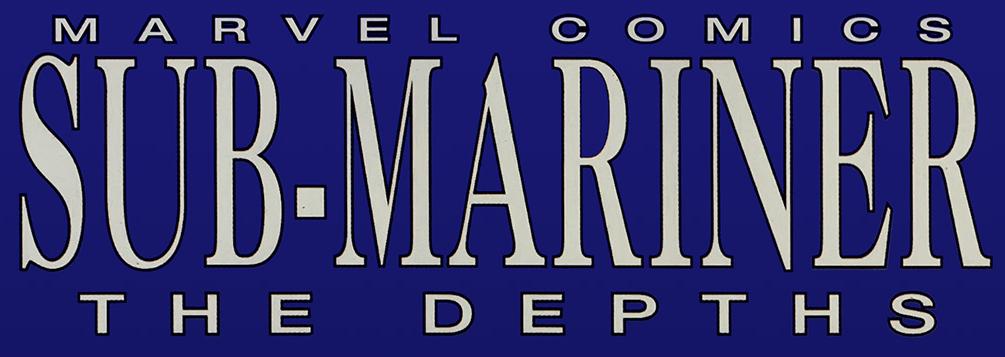 Sub-Mariner: The Depths Vol 1