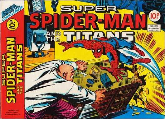Super Spider-Man and the Titans Vol 1 226