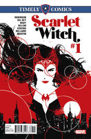 Timely Comics Scarlet Witch Vol 1 1