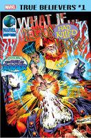 True Believers What If Legion Had Killed Magneto? Vol 1 1