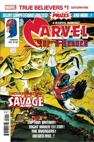 True Believers X-Men - Saturnyne Vol 1 1.jpg