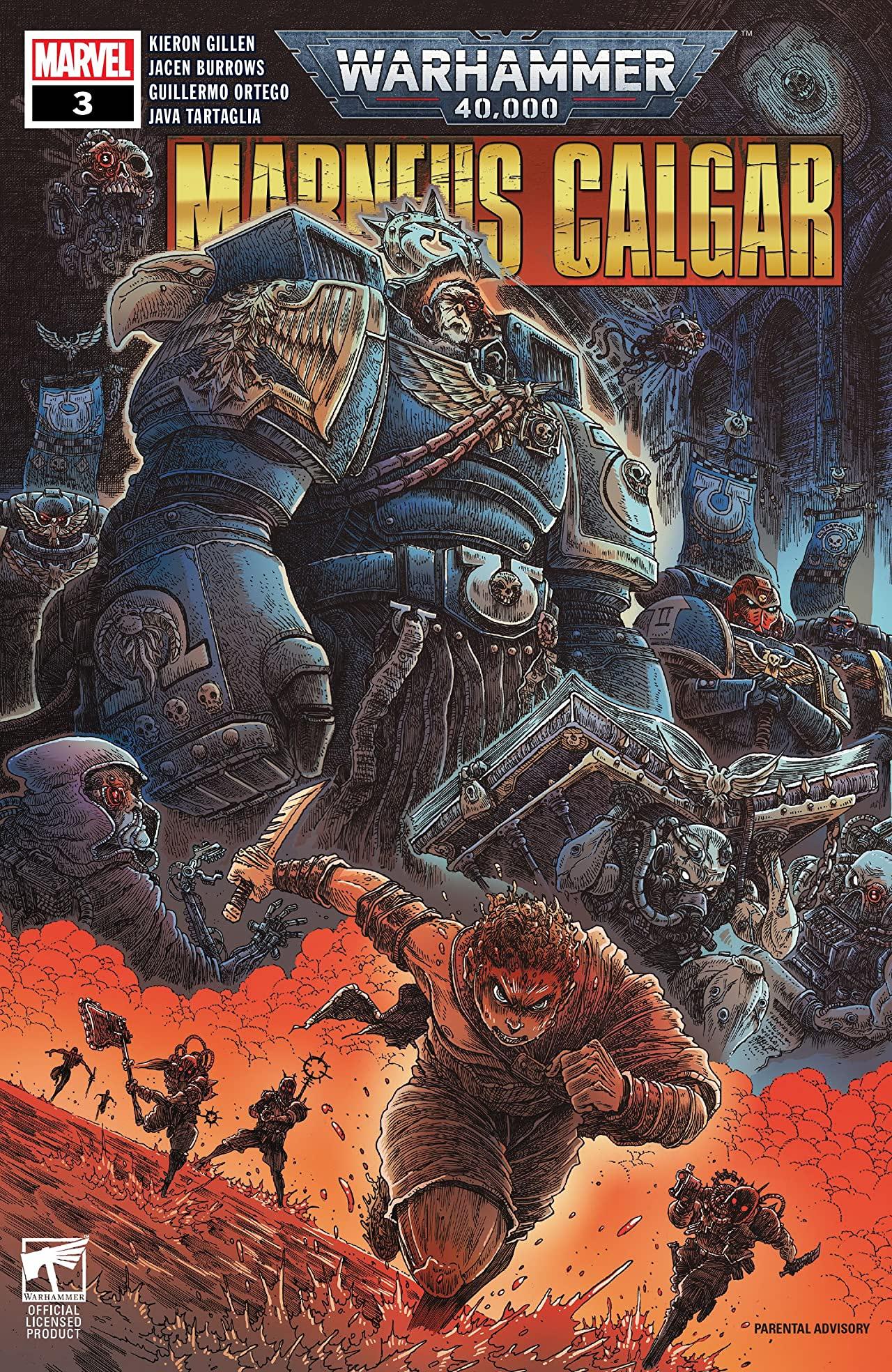 Warhammer 40,000: Marneus Calgar Vol 1 3
