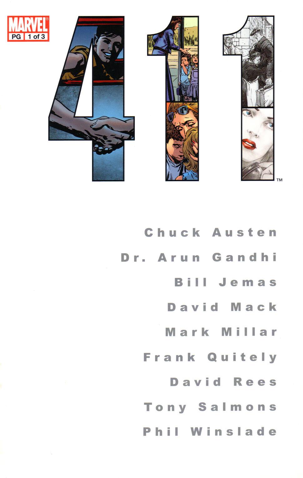 411 Vol 1 1