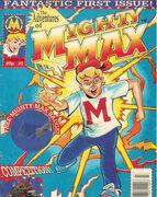 Adventures of Mighty Max Vol 1 1