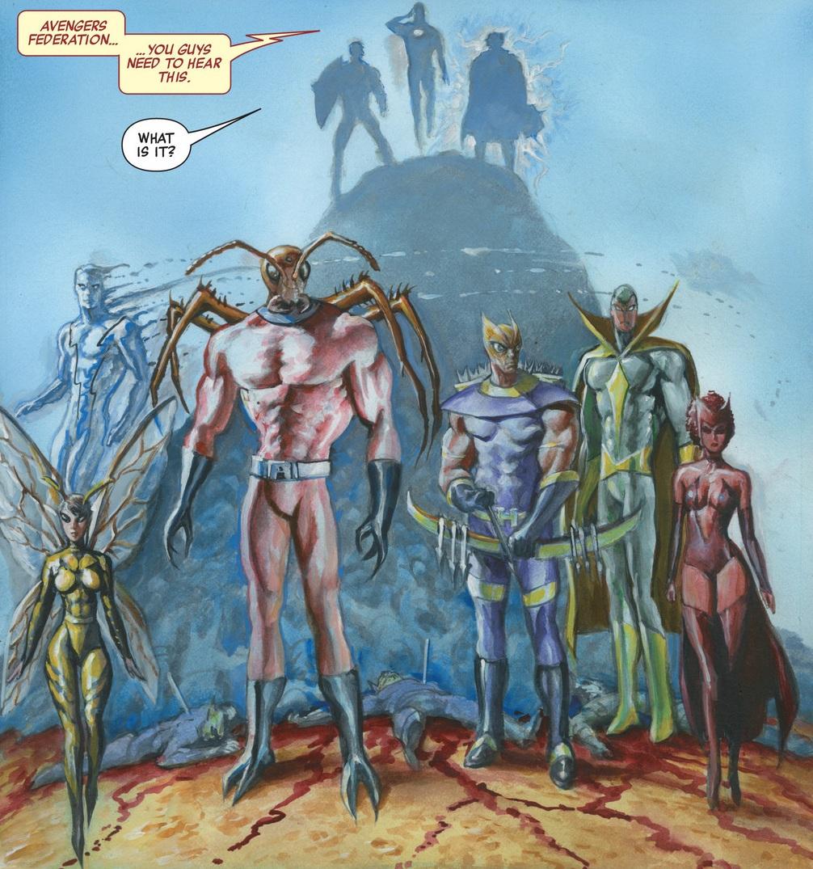 Avengers Federation (Earth-12091)
