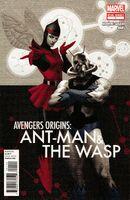 Avengers Origins Ant-Man & the Wasp Vol 1 1