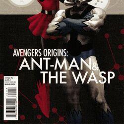 Avengers Origins: Ant-Man & the Wasp Vol 1 1
