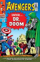 Avengers Vol 1 25