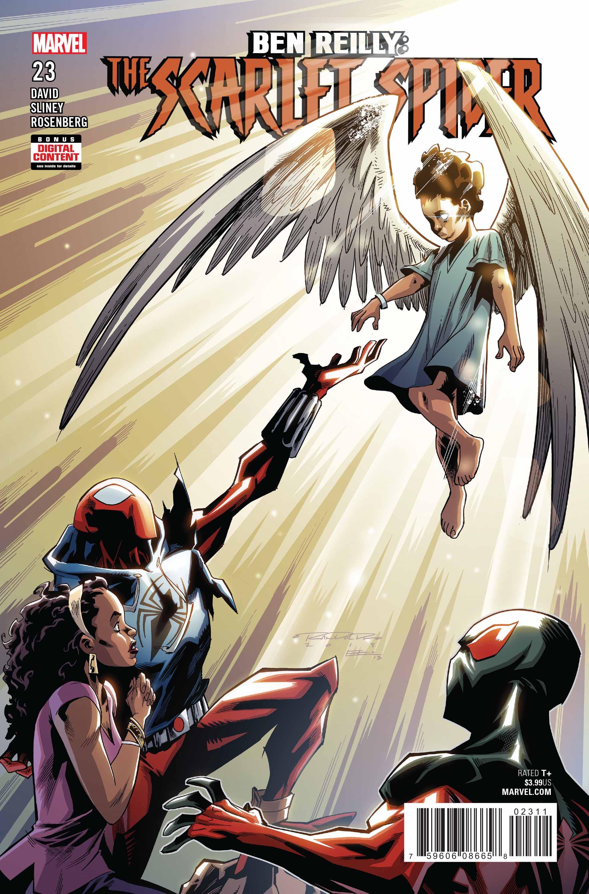 Ben Reilly: Scarlet Spider Vol 1 23