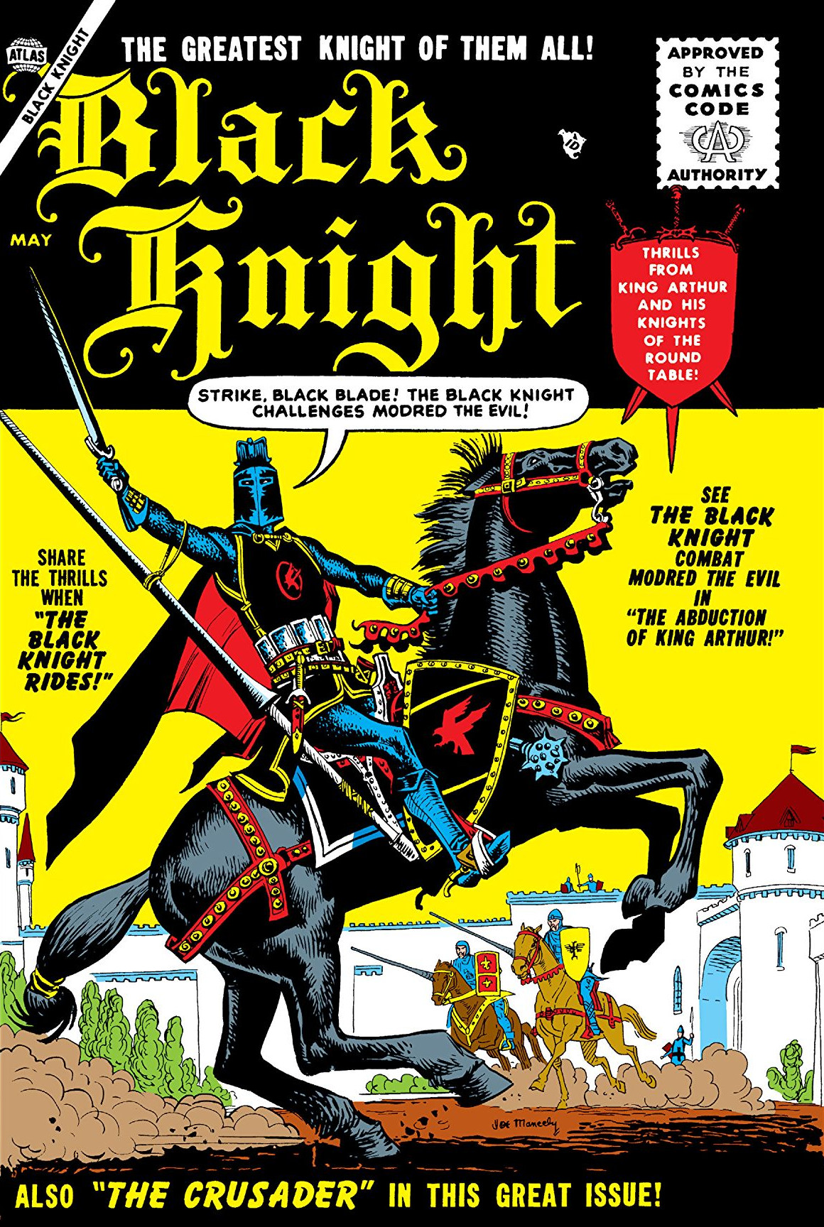 Black Knight Vol 1 1