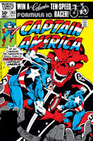 Captain America Vol 1 263