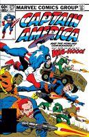 Captain America Vol 1 273