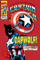 Captain America Vol 1 405