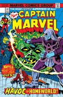 Captain Marvel Vol 1 41
