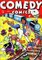 Comedy Comics Vol 1 19