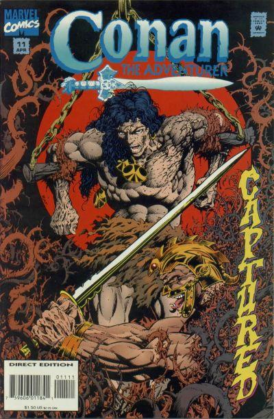 Conan the Adventurer Vol 1 11