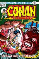 Conan the Barbarian Vol 1 27