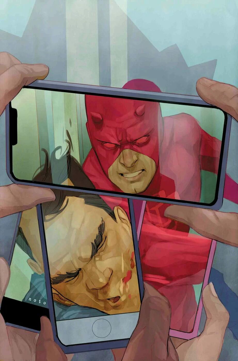 Daredevil Vol 1 606 Textless.jpg