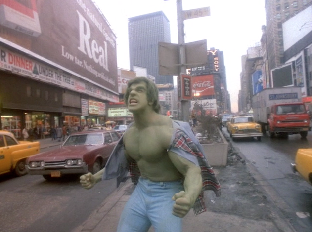 The Incredible Hulk (TV series) Season 1 6