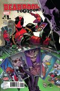 Deadpool Too Soon? Vol 1 1